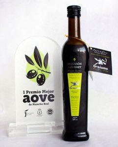 Orozumo - Aceite de Oliva Virgen Extra - premio mejor AOVE