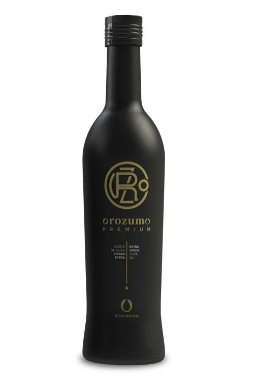Aceite de Oliva virgen extra oleozumo - orozumo - 500ml ecológica