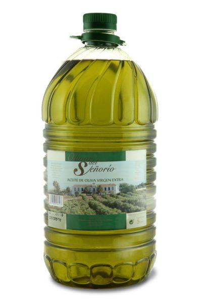Aceite de Oliva Virgen Exta - Oleozumo - Olivar de Señorio - Garrafa 5L