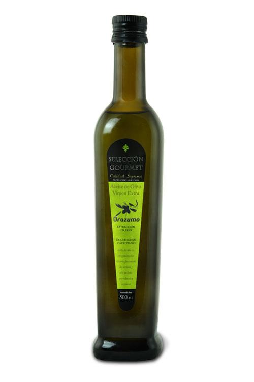 Aceite de Oliva Virgen Extra - Orozumo Selección Gourmet 500ml