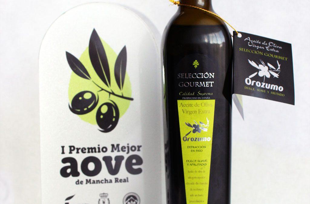 Aceite de oliva virgen extra - Oleozumo