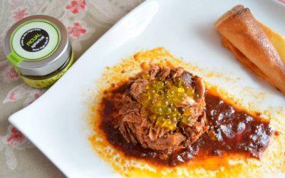 Codillo en Salsa con Aceite de Oliva Picual