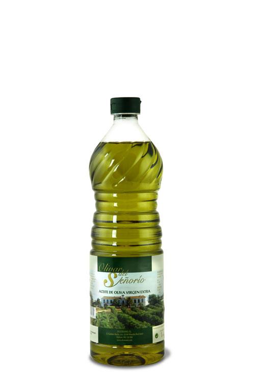 Aceite de Oliva Virgen Exta - Oleozumo - Olivar de Señorio - Pet 1L