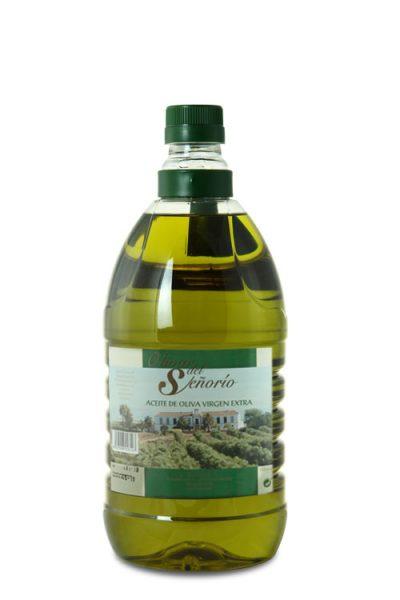 Aceite de Oliva Virgen Exta - Oleozumo - Olivar de Señorio - Garrafa 2L