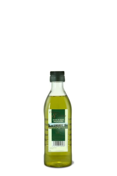 Aceite de Oliva Virgen Exta - Oleozumo - Olivar de Señorio - pet 500 Ml
