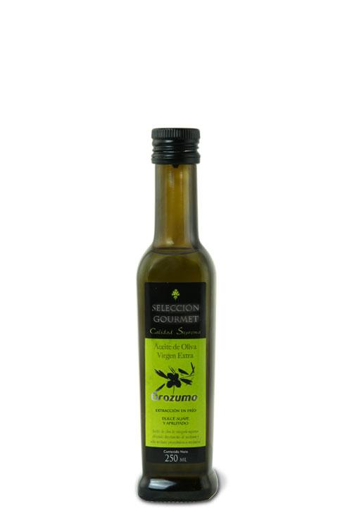 Aceite de Oliva Virgen Extra - Orozumo Selección Gourmet 250ml
