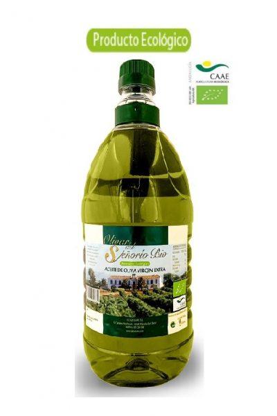 Botella 2 litros PET Virgen Extra Ecológico